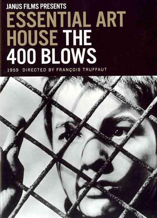 400 BLOWS BY TRUFFAUT,FRANCOIS (DVD)